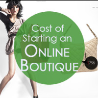 Cost and Price of starting an online boutique