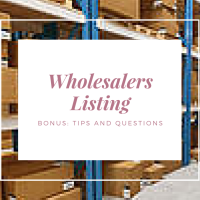 Listing of authentic wholesalers