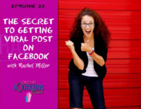 Rachel Miller Moolah Marketing Viral marketing on facebook